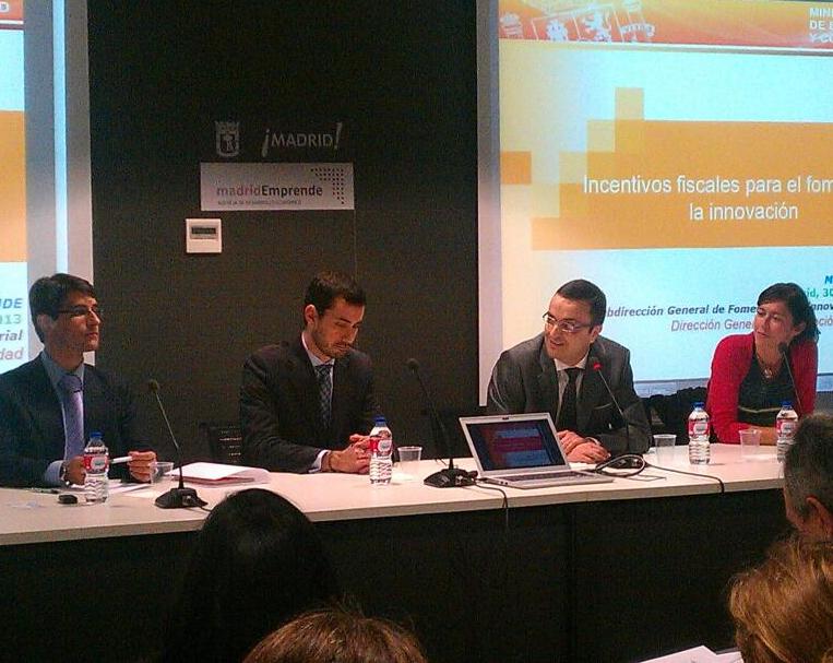 Exitosa Jornada «Incentivos Fiscales para I+D+i», organizada por NOVAÍN Consultores